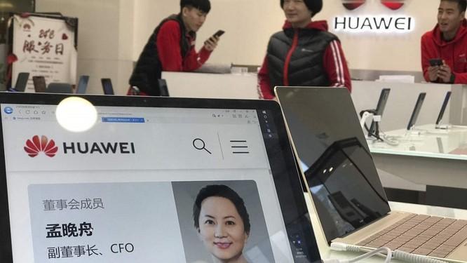 Huawei tiếp tục cuộc đua 5G bất chấp lệnh cấm? ảnh 4