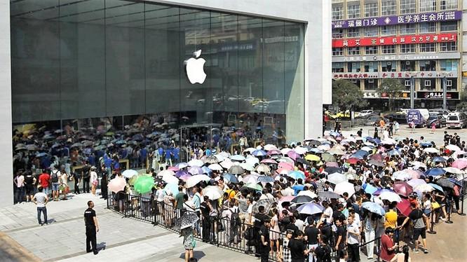 Chiến tranh thương mại liệu có làm khó Samsung như Apple? ảnh 1
