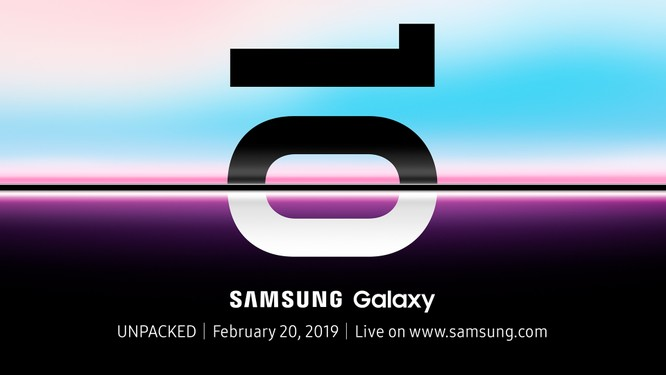 Samsung bất ngờ tiết lộ thời điểm ra mắt Galaxy S10 ảnh 2