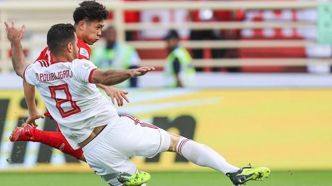 AFC Asian Cup 2019: 5 điểm nhấn trong trận Việt Nam 0-2 Iran ảnh 4