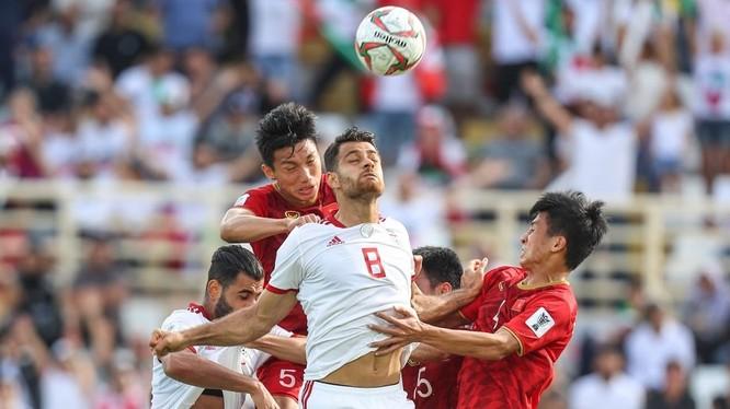 AFC Asian Cup 2019: 5 điểm nhấn trong trận Việt Nam 0-2 Iran ảnh 1