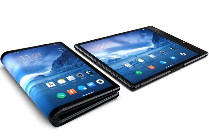 """""""Cẩm nang toàn tập"""" về tất cả smartphone màn hình gập năm 2019 (Phần 1) ảnh 4"""