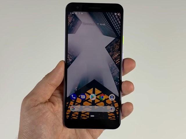 Lộ video trên tay Pixel 3 Lite: Đối thủ xứng tầm của iPhone Xr ảnh 1
