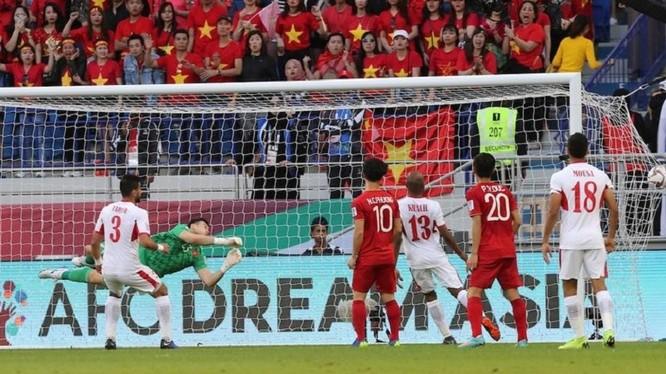 5 điểm nhấn không thể bỏ qua trận Việt Nam đánh bại Jordan tại Asian Cup 2019 ảnh 2