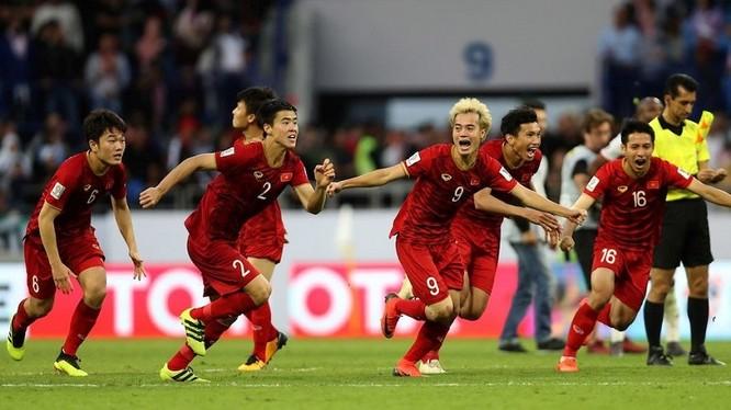 5 điểm nhấn không thể bỏ qua trận Việt Nam đánh bại Jordan tại Asian Cup 2019 ảnh 5