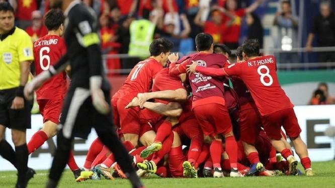 5 điểm nhấn không thể bỏ qua trận Việt Nam đánh bại Jordan tại Asian Cup 2019 ảnh 1