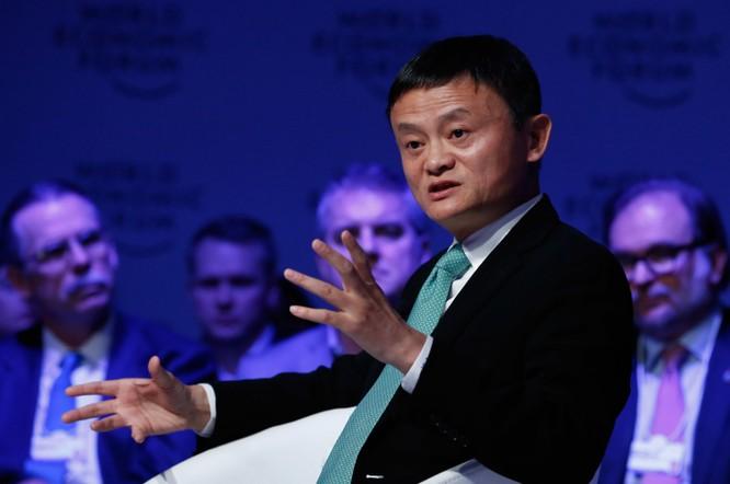 Jack Ma: Công nghệ sẽ châm ngòi cho Thế chiến III ảnh 1
