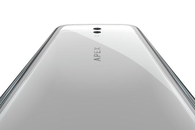 """""""Giọt nước"""" Vivo APEX 2019 lộ diện: không viền, không lỗ, không nút bấm và thậm chí không... camera selfie ảnh 4"""
