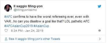 Người hâm mộ phản ứng trái chiều về quả penalty nhờ công nghệ VAR của đội Nhật Bản ảnh 12
