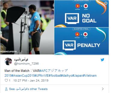 Người hâm mộ phản ứng trái chiều về quả penalty nhờ công nghệ VAR của đội Nhật Bản ảnh 13