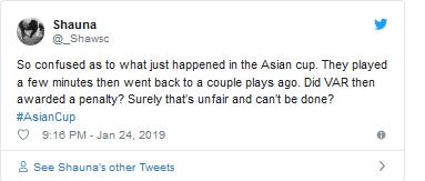 Người hâm mộ phản ứng trái chiều về quả penalty nhờ công nghệ VAR của đội Nhật Bản ảnh 9