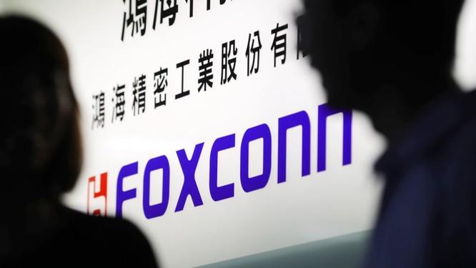 Căng thẳng Mỹ-Trung có khiến Foxconn tháo chạy khỏi dự án sản xuất màn hình trị giá 20 tỷ USD? ảnh 3