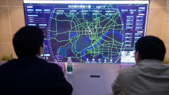 """""""Bộ não khổng lồ"""" của Alibaba làm giảm thiểu nạn ùn tắc tại thành phố Hàng Châu như thế nào? ảnh 1"""