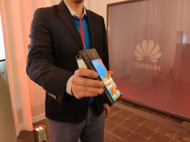 Huawei ra mắt Mate X: Smartphone gập, hỗ trợ 5G và đắt nhất thế giới ảnh 5
