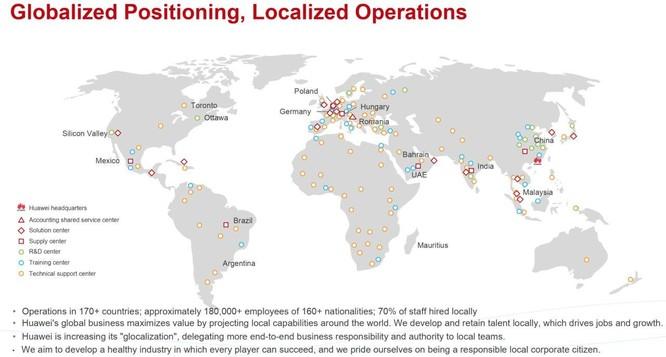 MWC thời kỳ chiến tranh công nghệ Mỹ - Trung: Huawei là tâm điểm ảnh 3