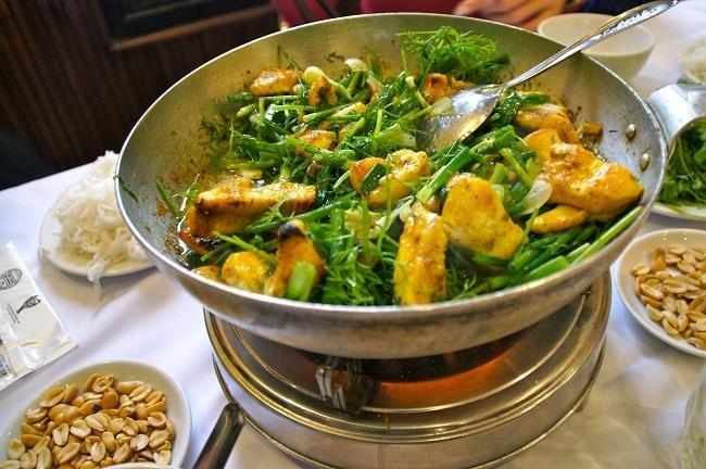 Thực đơn bữa trưa của Tổng thống Mỹ Donald Trump và Thủ tướng Nguyễn Xuân Phúc có gì đặc biệt? ảnh 4