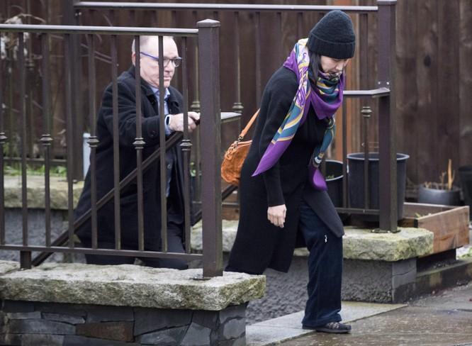 """""""Công chúa Huawei"""" Mạnh Vãn Châu đâm đơn kiện chính phủ Canada ảnh 1"""
