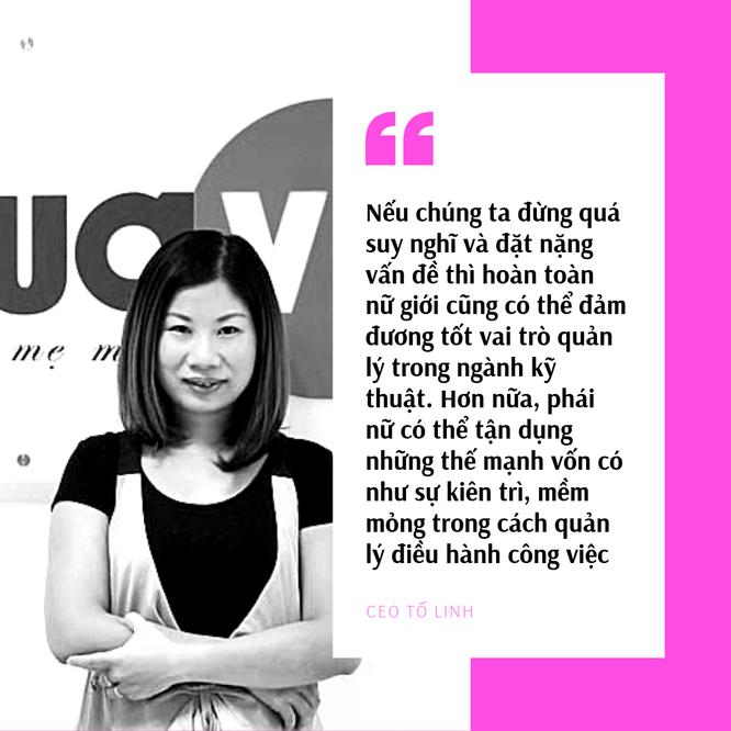 Phụ nữ Việt có thể thành công trong lĩnh vực công nghệ thông tin không? ảnh 3