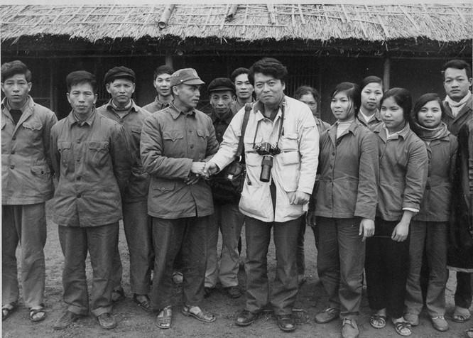 Nhà báo nước ngoài duy nhất hi sinh trong chiến tranh biên giới và câu chuyện 40 năm mới kể ảnh 18