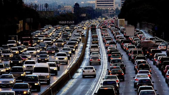"""10 thành phố có tài xế """"hung hãn"""" nhất nước Mỹ ảnh 1"""