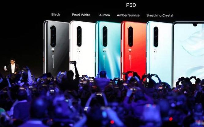 Nikkei: Mỹ giúp Ericsson hạ bệ Huawei trên thị trường thiết bị viễn thông ảnh 1
