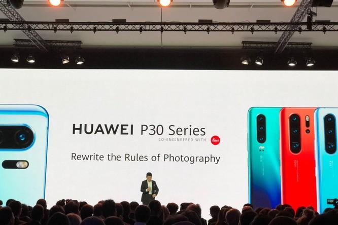CEO Huawei, Richard Yu đặt mục tiêu vượt qua Samsung vào cuối năm 2020 ảnh 1