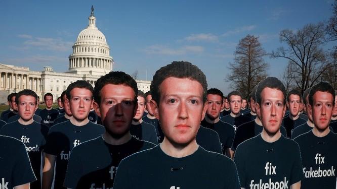 Phát hiện hàng trăm GB dữ liệu người dùng Facebook lưu trữ trên máy chủ của Amazon ảnh 1
