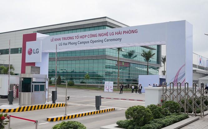 LG tính di dời dây chuyền sản xuất smartphone từ Hàn Quốc sang Việt Nam ảnh 1