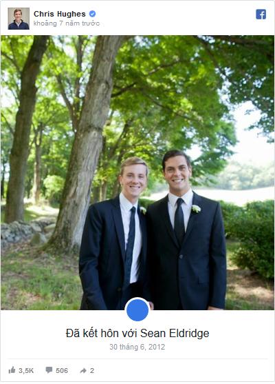 Chris Hughes, nhà đồng sáng lập đòi xẻ nhỏ Facebook là ai? ảnh 16