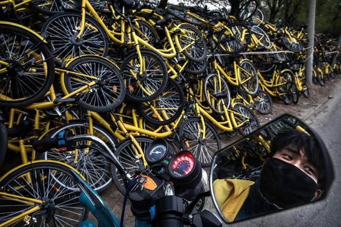 """Câu chuyện thăng trầm của """"đế chế"""" cho thuê xe đạp Trung Quốc ảnh 6"""