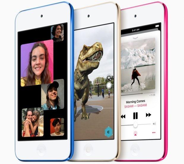 Apple bất ngờ ra mắt iPod Touch Gen 7 ảnh 2