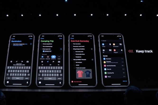 16 điều cần biết về iOS 13 và iPadOS 13 vừa được Apple giới thiệu ảnh 1