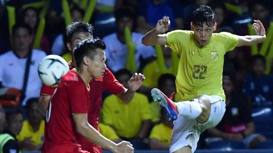 5 điểm nhấn trong trận thắng sát nút 1-0 của Việt Nam trước Thái Lan tại King's Cup 2019 ảnh 2