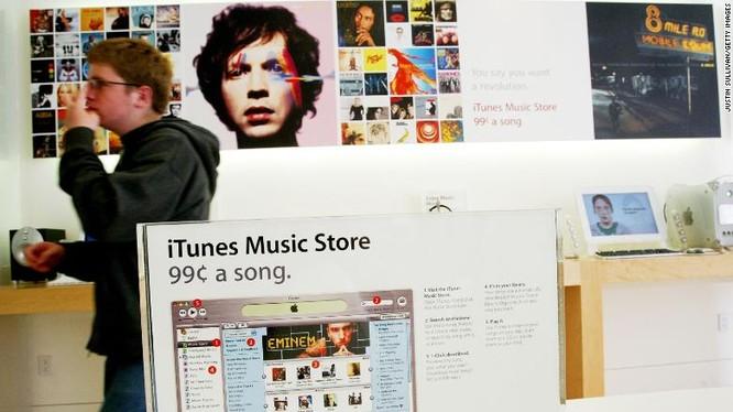 Sau 18 năm, iTunes đã thay đổi ngành công nghiệp âm nhạc như thế nào? ảnh 1