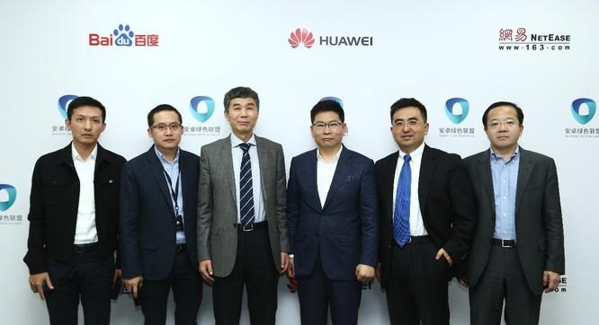 Tencent, Xiaomi, OPPO đang thử nghiệm hệ điều hành HongMengOS cho Huawei ảnh 1