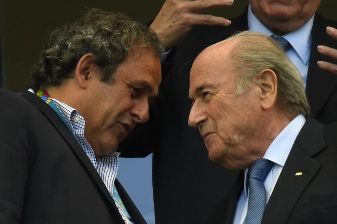 Cựu Chủ tịch UEFA Michel Platini bị cảnh sát bắt giữ ảnh 1