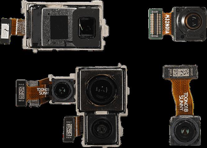 Mổ bụng P30 Pro để xem Huawei phụ thuộc vào nguồn linh kiện Mỹ đến đâu? ảnh 4