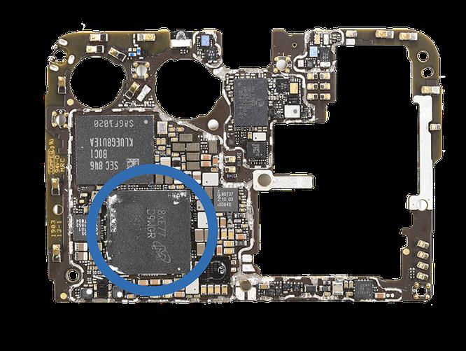 Mổ bụng P30 Pro để xem Huawei phụ thuộc vào nguồn linh kiện Mỹ đến đâu? ảnh 6