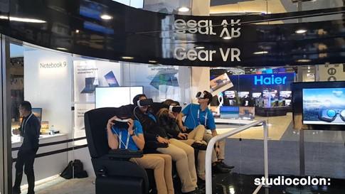 Samsung và chiến lược dẫn đầu trong cuộc chiến công nghệ thực tế ảo ảnh 1