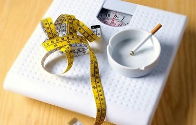 Hoãn cai thuốc lá vì sợ tăng cân: Ảo tưởng khiến bạn nhanh già, chóng chết ảnh 1