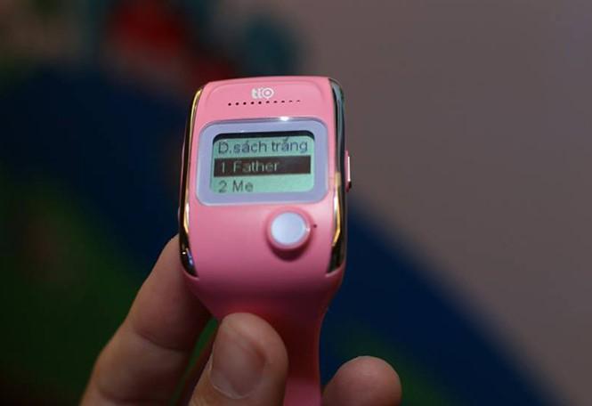 Đồng hồ thông minh Tio dành cho trẻ nhỏ ảnh 1