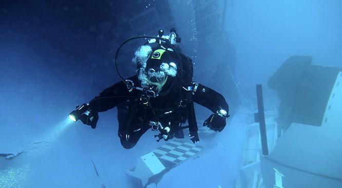 Công nghệ truyền tín hiệu mở cánh cửa cho giao tiếp dưới nước ảnh 1