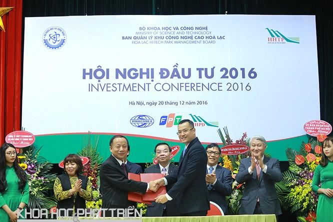 Khu CNC Hòa Lạc là tiền đề quan trọng để tiến vào Industry 4.0 ảnh 4