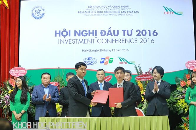 Khu CNC Hòa Lạc là tiền đề quan trọng để tiến vào Industry 4.0 ảnh 5