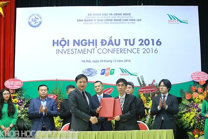 Khu CNC Hòa Lạc là tiền đề quan trọng để tiến vào Industry 4.0 ảnh 6