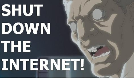 Năm 2017, Internet sẽ bị sập trong 24 giờ? ảnh 1