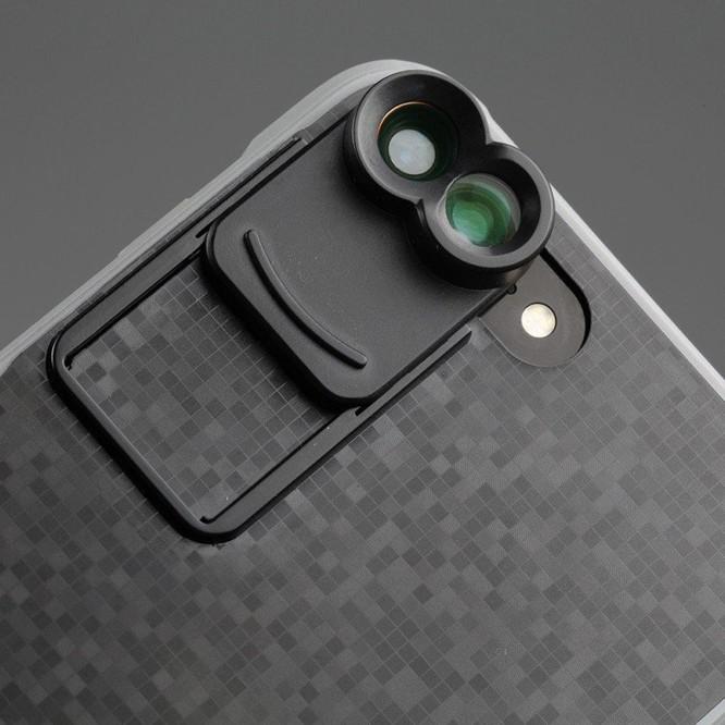 Kamerar ZOOM: phụ kiện ống kính kép đầu tiên cho iPhone 7 Plus ảnh 3