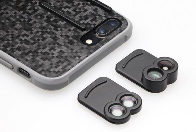 Kamerar ZOOM: phụ kiện ống kính kép đầu tiên cho iPhone 7 Plus ảnh 1