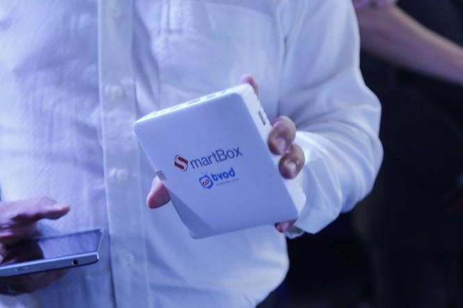 Ra mắt Smartbox 2 và dịch vụ truyền hình TVoD nhiều tiện ích nhất ảnh 2