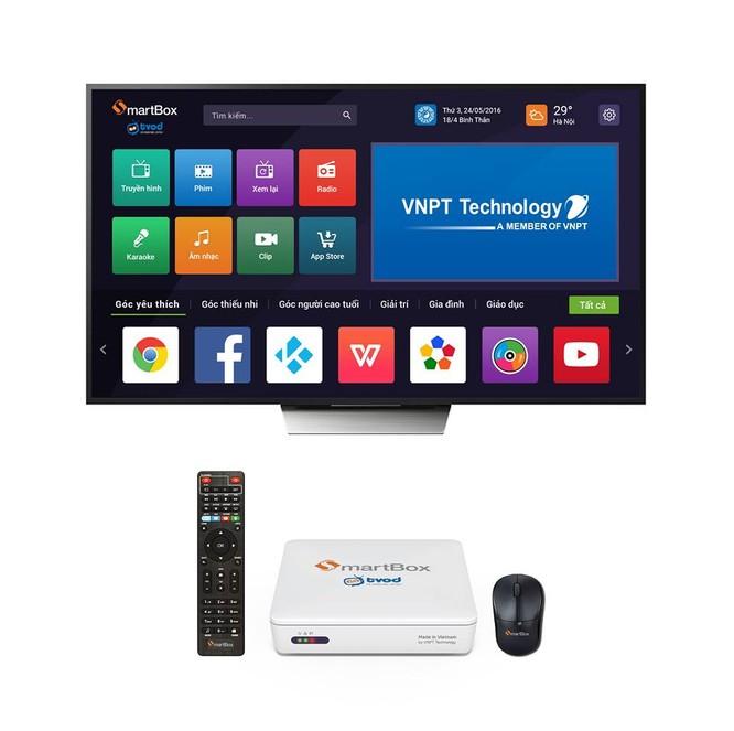 Ra mắt Smartbox 2 và dịch vụ truyền hình TVoD nhiều tiện ích nhất ảnh 3